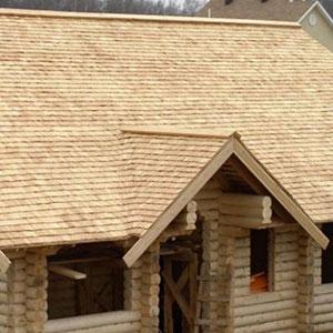 дървени керемиди