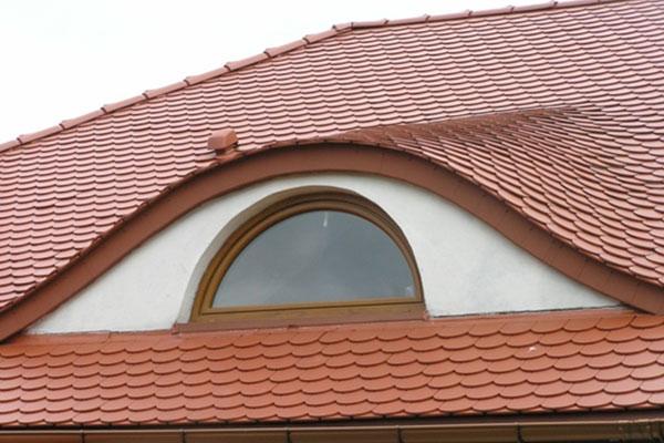 Натурални покриви с керамични керемиди