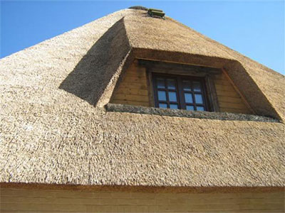 сламени покриви