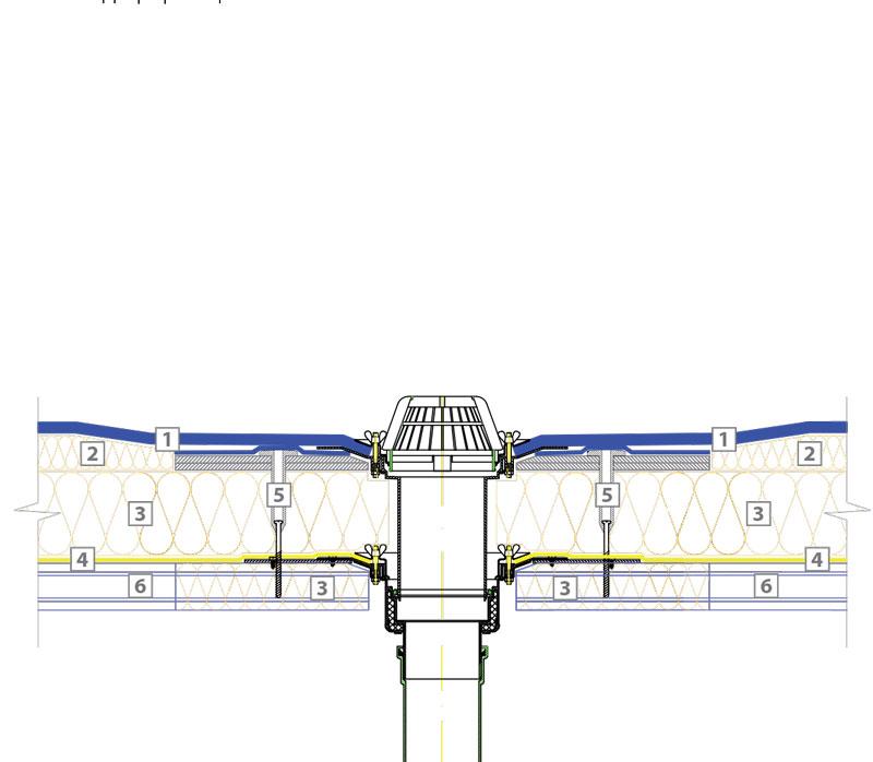 технически решения покрив соло