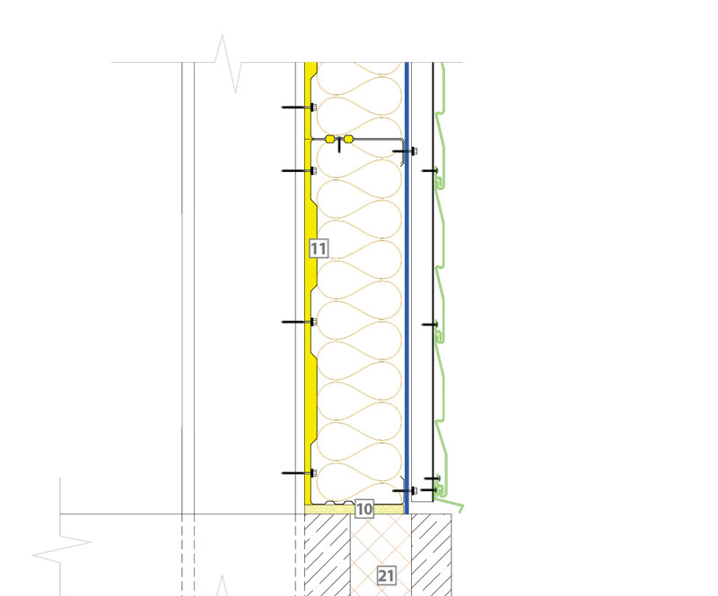 технически решения фасадни системи