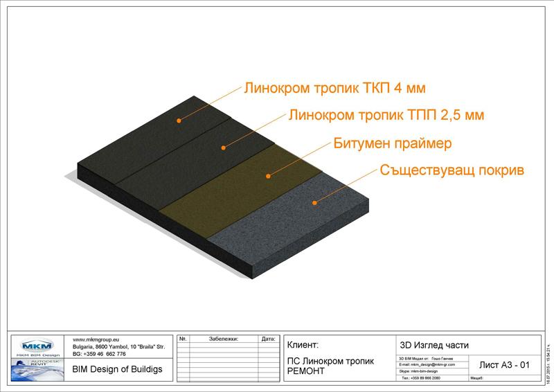 PS-Linokrom-tropic-REPAIR-3D--view--parts
