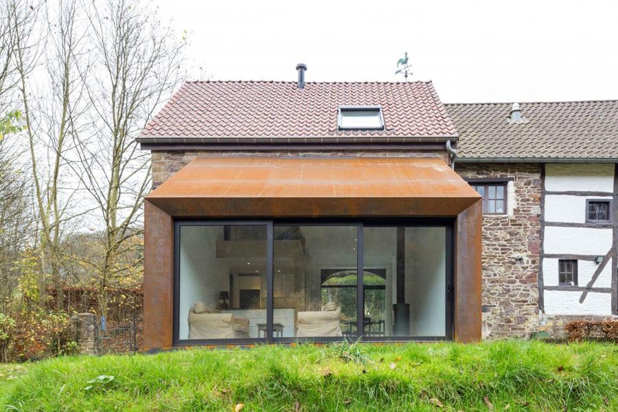 Belgium-House6